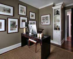 Ideas For Living Room Wall Colors - office wall color houzz