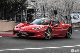 ferrari 458 exotic car spots worldwide u0026 hourly updated u2022 autogespot