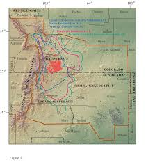 Colorado New Mexico Map by Assessment Of Undiscovered Oil And Gas Resources Of The Raton