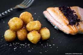 cuisiner les pommes de terre de noirmoutier recette de pommes dauphine de primeurs de noirmoutier la recette