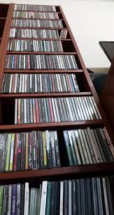 tweaking the ikea billy bookcase for perfect cd storage
