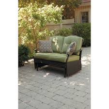 Providence Outdoor Daybed by Better Homes And Gardens Providence Outdoor Loveseat Glider Bench
