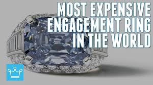 the wedding ring in the world most expensive engagement ring in the world bvlgari blue