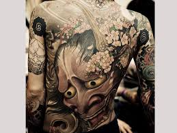 hannya masks design for chest photos pictures and
