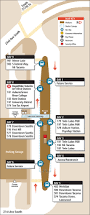 Seattle Metro Bus Routes Map by Federal Way Transit Center King County