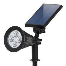 Top Rated Solar Landscape Lights by Bcp Solar Lights Spotlight Outdoor Landscape Lighting Waterproof