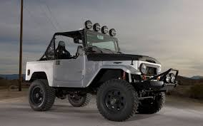 icon 4x4 truck icon introduces new fj40 baja model truck trend news