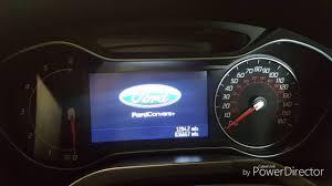 ford s max diesel oil light reset service light reset youtube