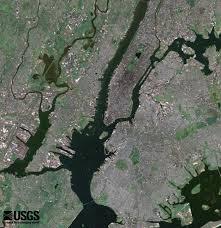 Eros Map New York City Natural Hazards