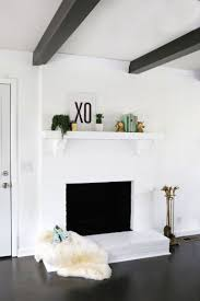 best 25 inside fireplace paint ideas on pinterest paint brick
