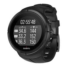 black titanium suunto spartan ultra all black titanium hr multisport gps