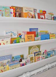 raingutter bookshelf see saw