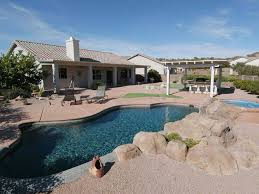 relax and enjoy tucson in style pool homeaway the bluffs enjoy the pool outdoor kitchen and putting green