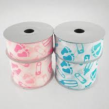 baby shower ribbon baby shower ribbon organza satin grosgrain 3 8 5 8 7 8