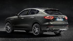 maserati levante blacked out 2017 maserati levante gransport full hd wallpaper and background