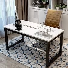 winning large computer desk on creative family room decoration