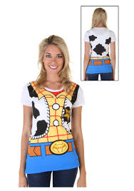 womens toy story woody costume shirt