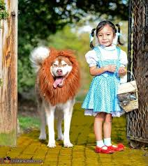 cowardly lion costume and the cowardly lion costume