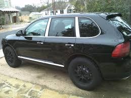 porsche cayenne s tires offroad tire set up 17s with mud tires rennlist porsche