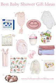 best baby shower gifts my favorite baby shower gift ideas the house of
