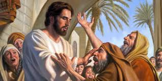 Jesus Healed The Blind Man Lord Jesus Heal Me I Know You Can Fr Ed Broom Omv