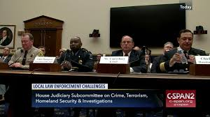 new york law enforcement officials testify terrorism prevention