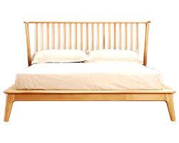 Solid Wood Bed Frames Modern Solid Wood Beds