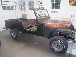 vintage jeep scrambler mdjuan tubs archive jeep cj 8 scrambler forums