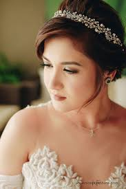 hairstyle in the philippines camille prats wedding photos 14 philippines wedding blog