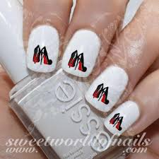 celebrity nail art water decals transfers wraps