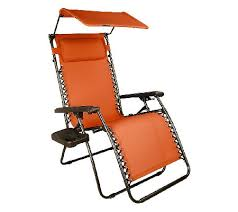 Bliss Zero Gravity Lounge Chair Bliss Hammocks Gravity Free Recliner W Canopy U0026 Cup Tray Page 1
