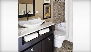 attractive inspiration ideas guest bathroom ideas decor in grey
