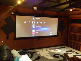 home theater in basement home theater setup youtube