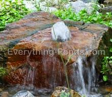 Rock Garden With Water Feature Garden Water Feature Everything Ponds