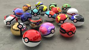 sale abs anime figures balls pokeball