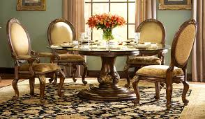 Mahogany Dining Room Set Emejing Round Dining Room Sets With Leaf Images Home Design