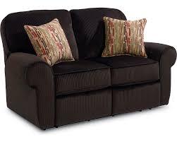 Blue Reclining Sofa by Megan Double Reclining Sofa Lane Furniture Lane Furniture