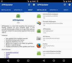 android apk apps how to auto update android apps that aren t from play