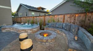 custom spas paradise restored landscaping