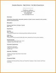 How To Make The Best Resume Make A Resume For First Job Resume Examples 2017