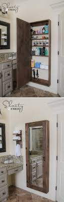 Wall Storage Bathroom 20 Clever Bathroom Storage Ideas Hative