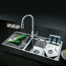 Kitchen Sinks Directory Of Kitchen Fixtures Home Improvement And - Triple sink kitchen