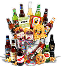 Beer Baskets Did You Say Beer Baskets Yourgiftbasketmaster Com