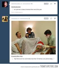 christmas feels weird this year the meta picture
