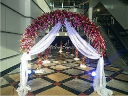 Bengali Mandap Decorations Bengali Wedding Decor Ideas Wedding Decorations Flower