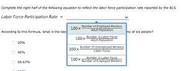 bureau of labor staistics solved based on the criteria used by the bureau of labor