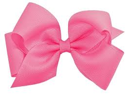 wee ones hair bows wee ones small grosgrain bow hot pink at shopthatstore