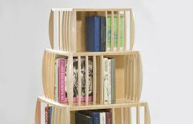revolving bookcase end table u2014 interior exterior homie revolving
