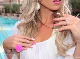 diamond nail art pinterest u0027te hakkında 25 u0027den fazla en iyi fikir
