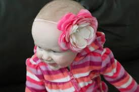 how to make baby headbands with flowers diy silk flower headbands